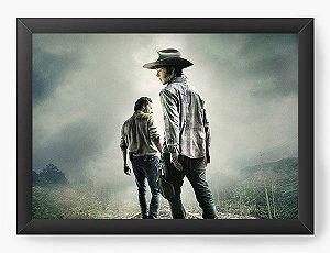 Quadro Decorativo The Walking Dead