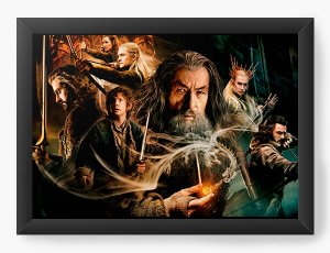 Quadro Decorativo The Hobbit