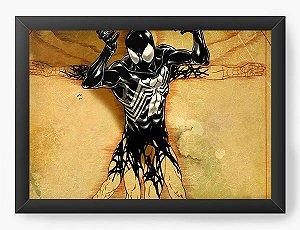 Quadro Decorativo Spiderman The Symbiote