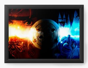 Quadro Decorativo Final Fantasy - Lados - Nerd e Geek - Presentes Criativos