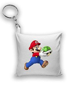 Chaveiro Super Mario Word - Nerd e Geek - Presentes Criativos