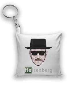 Chaveiro Heisenberg - Breaking Bad - Nerd e Geek - Presentes Criativos