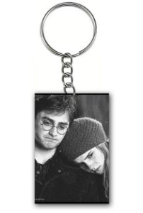 Chaveiro Harry Potter, Hermione - Nerd e Geek - Presentes Criativos