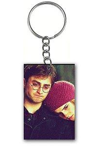 Chaveiro Harry Potter, Hermione - Nerd e Geek - Presentes Criativos
