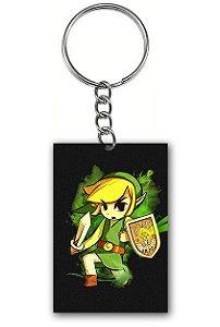 Chaveiro Link - Game - Nerd e Geek - Presentes Criativos
