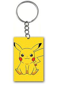 Chaveiro Pikachu - Nerd e Geek - Presentes Criativos