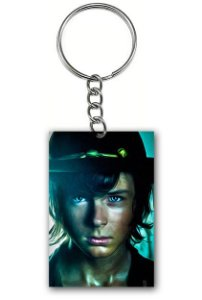 Chaveiro The Walking Dead - Carl Grimes - Nerd e Geek - Presentes Criativos
