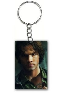 Chaveiro Supernatural - Sam - Nerd e Geek - Presentes Criativos