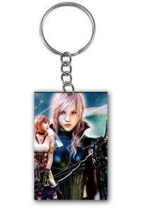 Chaveiro Final Fantasy - Nerd e Geek - Presentes Criativos