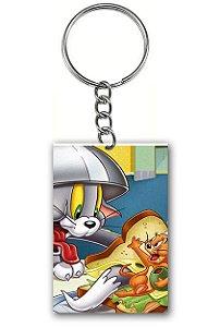 Chaveiro Tom e Jerry - Nerd e Geek - Presentes Criativos