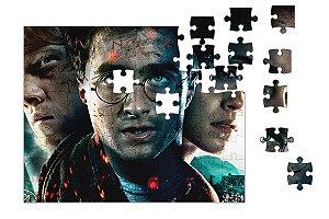 Quebra-Cabeça Harry Potter 90 pçs - Nerd e Geek - Presentes Criativos