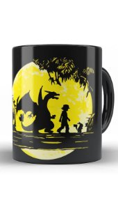 Caneca Anime  Pokemon Hakuna Matata - Nerd e Geek - Presentes Criativos
