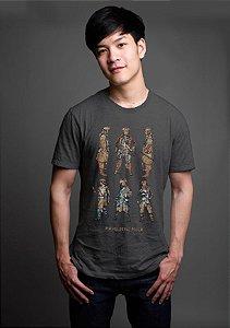 Camiseta Masculina  Piratas Style - Nerd e Geek - Presentes Criativos