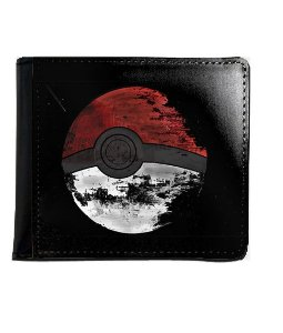Carteira Pokemon - Nerd e Geek - Presentes Criativos