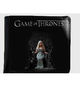 Carteira Game of Thrones - Nerd e Geek - Presentes Criativos