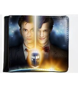 Carteira Doctor Who - Nerd e Geek - Presentes Criativos
