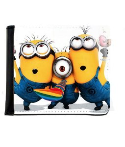 Carteira Minions - Nerd e Geek - Presentes Criativos