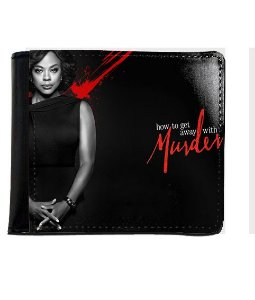 Carteira How to Get Away with Murder - Nerd e Geek - Presentes Criativos