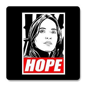 Imã de Geladeira Hope