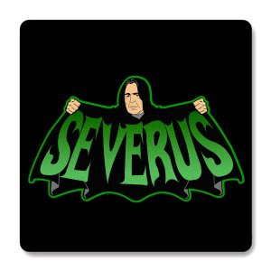 Imã de Geladeira Harry Potter - Severus - Nerd e Geek - Presentes Criativos