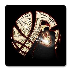 Imã de Geladeira Sherlock Holmes - Nerd e Geek - Presentes Criativos