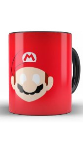 Caneca Super Mario - Nerd e Geek - Presentes Criativos