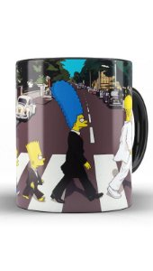 Caneca The Simpsons - Nerd e Geek - Presentes Criativos