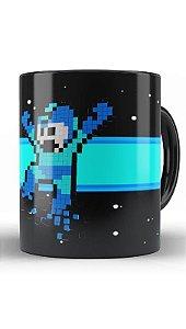 Caneca Megaman - Nerd e Geek - Presentes Criativos