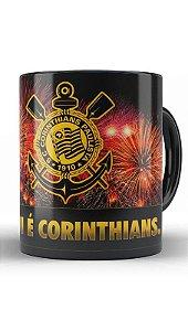 Caneca Sport Club Corinthians Paulista - Nerd e Geek - Presentes Criativos