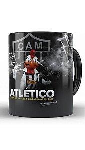 Caneca Atlético Mineiro - Nerd e Geek - Presentes Criativos