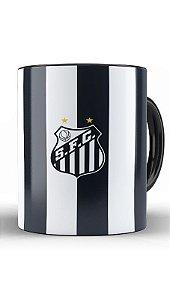 Caneca Santos Futebol Clube - Nerd e Geek - Presentes Criativos