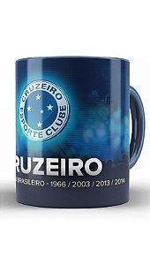Caneca Cruzeiro - Nerd e Geek - Presentes Criativos