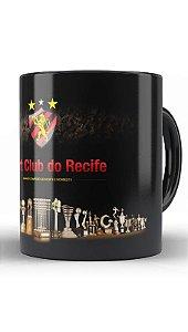 Caneca Sport Club do Recife - Nerd e Geek - Presentes Criativos