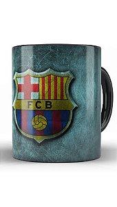 Caneca Futbol Club Barcelona - Nerd e Geek - Presentes Criativos