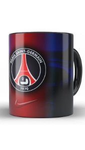 Caneca Clube Paris Saint Germain - Nerd e Geek - Presentes Criativos
