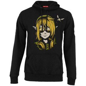 Blusa com Capuz Link - Zelda