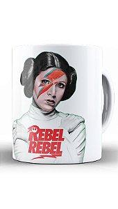 Caneca Princesa Leia - Rebel