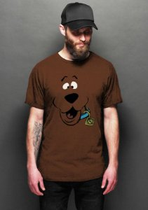 Camiseta Masculina  Scooby-Doo - Nerd e Geek - Presentes Criativos