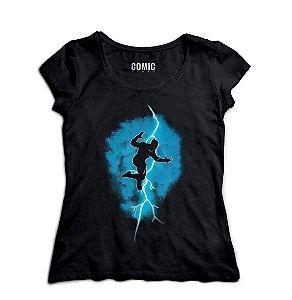 Camiseta Feminina Pantera Negra