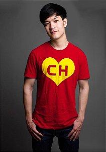 Camiseta Masculina  Chapolin - Nerd e Geek - Presentes Criativos