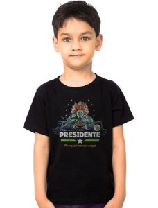 Camiseta Infantil Blanka - Nerd e Geek - Presentes Criativos