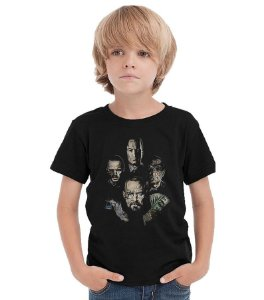 Camiseta Infantil Breaking Bad - Nerd e Geek - Presentes Criativos