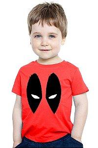 Camiseta Infantil Deadpool