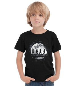 Camiseta Infantil The Beatles - Nerd e Geek - Presentes Criativos