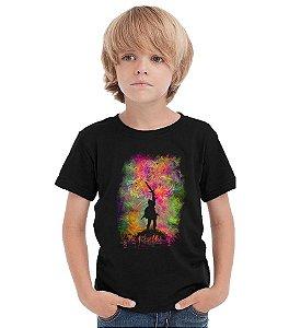 Camiseta Infantil Zelda - Link - Nerd e Geek - Presentes Criativos