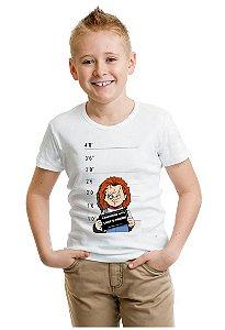 Camiseta Infantil huck Usual Suspect