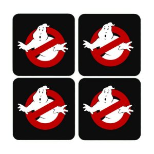 Porta Copos Caça-Fantasmas - Nerd e Geek - Presentes Criativos