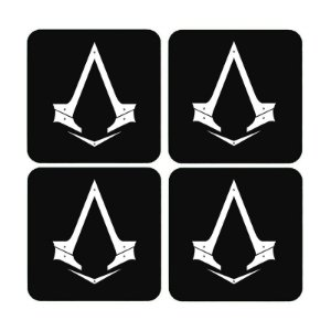Porta Copos Assassin's Creed - Nerd e Geek - Presentes Criativos