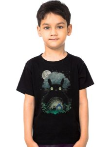 Camiseta Infantil My Neighbor Totoro - Nerd e Geek - Presentes Criativos