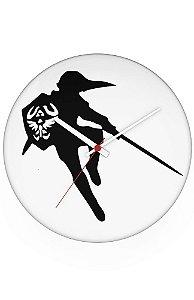 Relógio de Parede The Legend of Zelda - Link - Nerd e Geek - Presentes Criativos